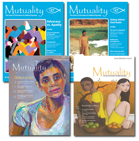 Mutuality Before and After (Covers from 2007 and 2008)